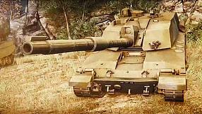 Armored Warfare trailer