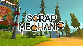 Scrap Mechanic trailer
