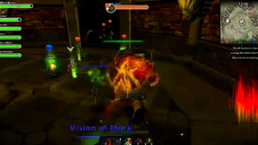 Warhammer Online: Wrath of Heroes gameplay