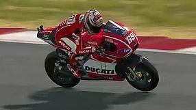 MotoGP 13 demo trailer
