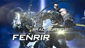 Rise of Incarnates Brad Burrel  vs Fenrir