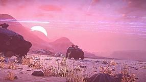PlanetSide 2 Azure Twilight trailer