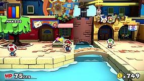 Paper Mario: Color Splash Przygoda się rozwija