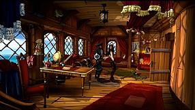 Kapitan Morgane i legenda Złotego Żółwia trailer #2