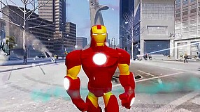 Disney Infinity 2.0: Marvel Super Heroes Walk It