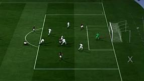 FIFA 11 Jak odbierać piłkę? - Blokowanie strzału wślizgiem