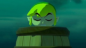 The Legend of Zelda: The Wind Waker HD zwiastun fabularny