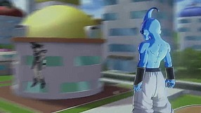 Dragon Ball: Xenoverse 2 avatar transformation
