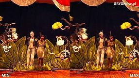 BioShock Infinite porównanie ustawień graficznych PC
