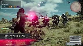 Final Fantasy XV Death Spell - zwiastun rozgrywki