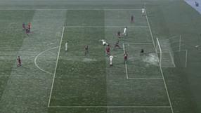 FIFA 11 Jak podawać? – Dośrodkowanie niskie