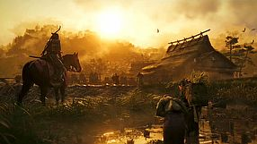 Ghost of Tsushima PGW 2017 trailer