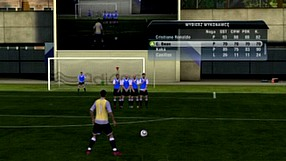 FIFA 11 Jak strzelać rzuty wolne? - Zmiana strzelca