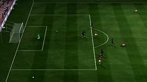 FIFA 11 Jak strzelić bramkę z dystansu? Cz.1