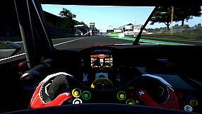 Assetto Corsa Competizione E3 2018 gameplay