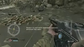 Medal of Honor: Airborne Escape Flak Tower (cz.1)