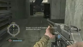Medal of Honor: Airborne Destroy Artillery Guns