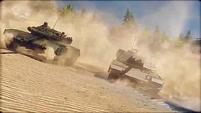 Armored Warfare Niebezpieczne Wybrzeże