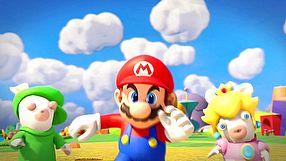 Mario + Rabbids: Kingdom Battle E3 2017 trailer