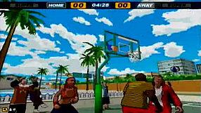 Freestyle Street Basketball #1