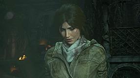 Rise of the Tomb Raider: 20. Rocznica Serii rozgrywka w 4K na PlayStation 4 Pro - zatopione archiwum