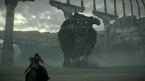 Shadow of the Colossus E3 2017 trailer