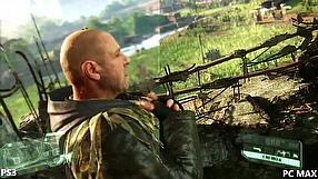 Crysis 3 porównanie grafiki PC vs PS3