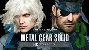 Metal Gear Solid HD Collection E3 2012