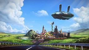 Rabbids Land E3 2012