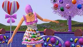 The Sims 3: Słodkie Niespodzianki Katy Perry trailer #2