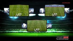 Pro Evolution Soccer 2013 prezentacja trybów gry