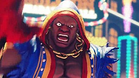 Street Fighter V Balrog