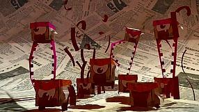 Tearaway gamescom 2013 - trailer