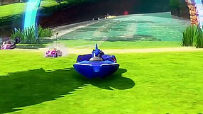 Sonic & All-Stars Racing Transformed zwiastun na premierę
