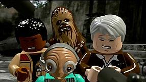 LEGO Gwiezdne wojny: Przebudzenie Mocy E3 2016 - trailer