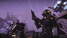 PlanetSide 2 Nexus Battle Island - zwiastun rozgrywki