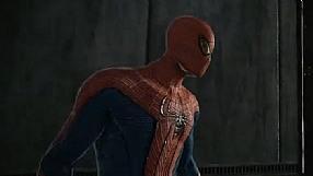 Niesamowity Spider-Man Walka i skradanie się (PL)