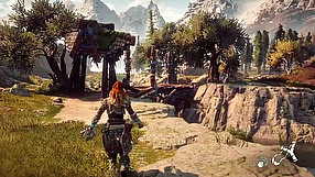 Horizon: Zero Dawn E3 2016 - gameplay