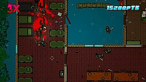 Hotline Miami 2: Wrong Number Scene 9: Ambush