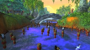World of Warcraft: Mists of Pandaria The Wandering Isle