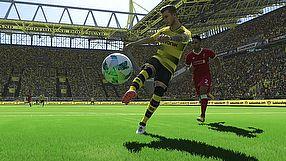 Pro Evolution Soccer 2018 technologia Nvidia Ancel
