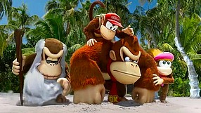 Donkey Kong Country: Tropical Freeze reklama telewizyjna