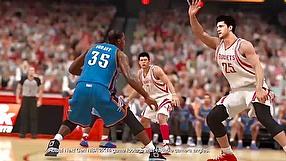 NBA 2K14 zwiastun rozgrywki na PS4