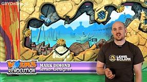 Worms: Revolution kulisy produkcji #4 tryby gry (PL)