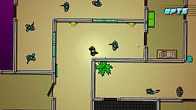 Hotline Miami 2: Wrong Number Scene 23: Caught