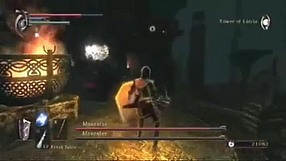 Demon's Souls Maneater