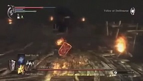 Demon's Souls Dirty Colossus