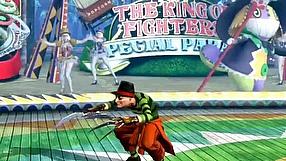 The King of Fighters XIV zwiastun - prezentacja bohaterów