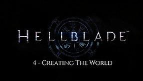 Hellblade: Senua's Sacrifice dziennik dewelopera - tworzenie świata
