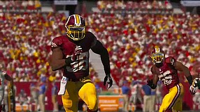 Madden NFL 15 gameplay - tackling maechanics